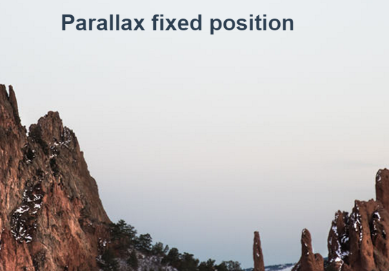 Vue js Component For Parallax Image Scroll Effects - vue