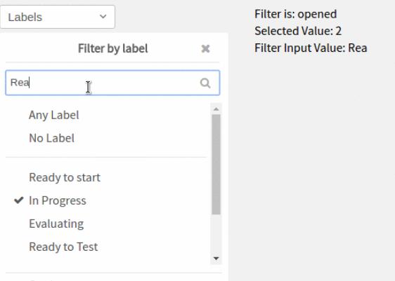 Simple Filter Component For Vue js - Vue js Script