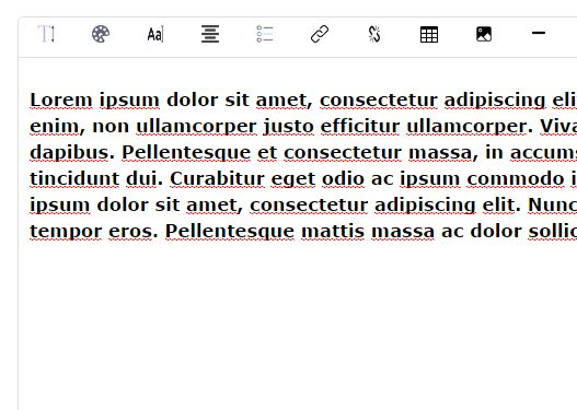 Html5 WYSIWYG Editor For Vue - Vue js Script