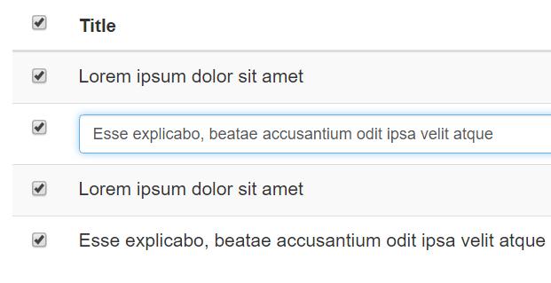 Simple Table Inline Edit For Vue js 2 - Vue js Script