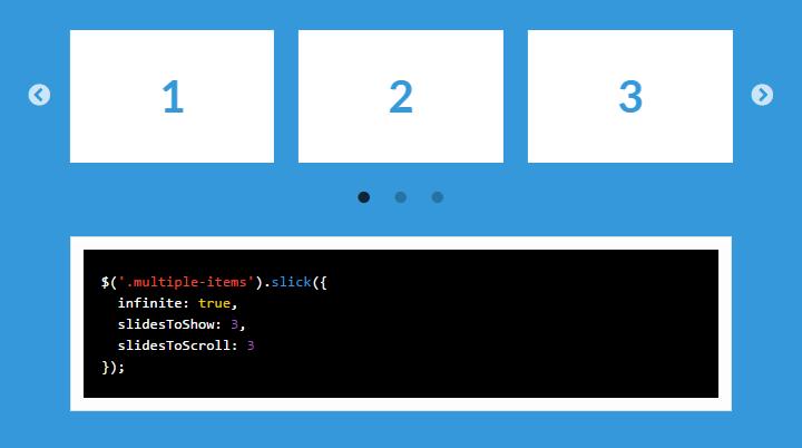 Slick Carousel Component For Vue js - Vue js Script