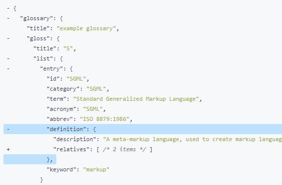 Vue js JSON Tree Component - Vue js Script