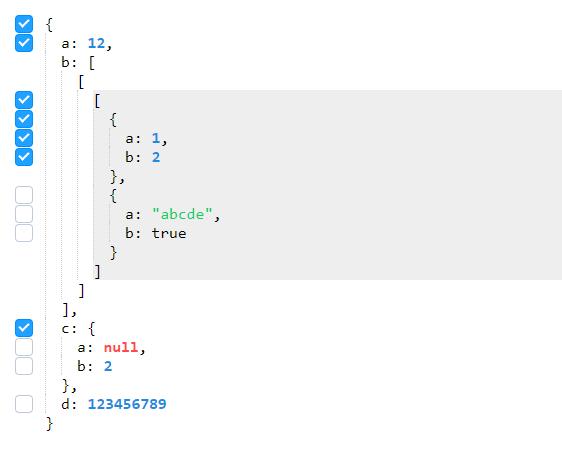Pretty JSON Data Formatter For Vue js 2+ - Vue js Script