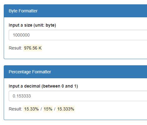 Custom Data Filters For Vue js 2+ - Vue js Script