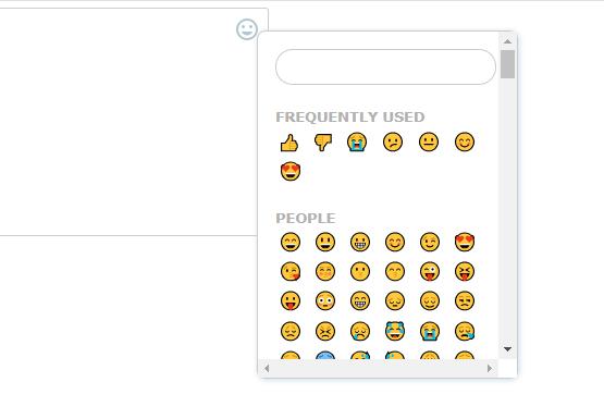 Powerful Vue Emoji Picker - Vue js Script