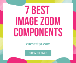 7 Best Image Zoom Components For Vue.js App