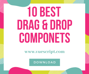 7 Best Drag And Drop Components To Create Draggable Elements