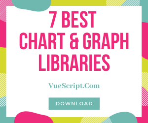7 Best Chart Libraries To Visualize Data