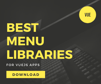 10 Best Vue.js Menu Components To Improve App Navigation Experience