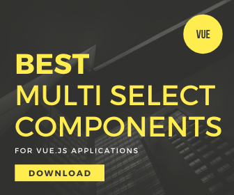 5 Best Multiple Select Components For Vue.js