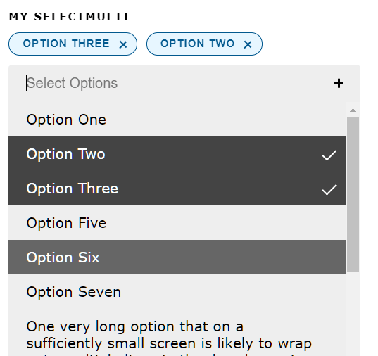 Accessible Select Dropdown Component For Vue.js